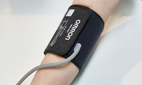 血圧計の腕帯