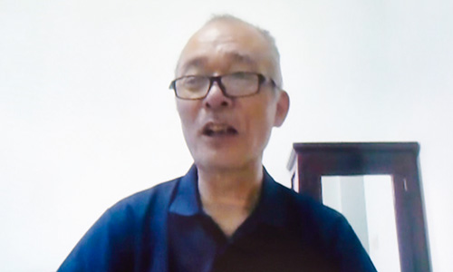 Sales Director and Representative: Katsuhito Hasegawa